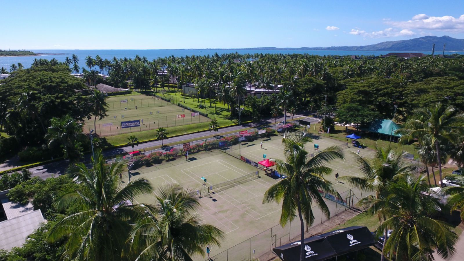 Tennis Field Fiji